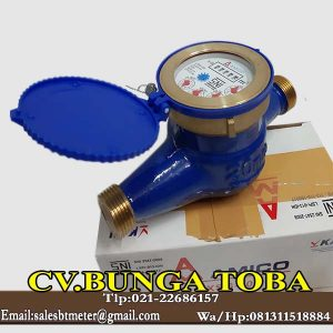 water meter amico dn 20 mm
