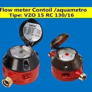 Flow meter Aquametro contoil vzo 15 RC 130 16 - AQUAETRO - Jual flow meter aquametro - vzo 15 rc-vzo 15 fl - vzo 25 rc - vzo 40 rc - vzo 40 fl - vzo 50 fl