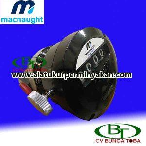 Jual Flow meter Macnaught tipe F040 3S4   cv.bunga toba   macnaught flow meter F040-3S4   Meteran minyak macnaught F040-3S4   oil Flow meter macnaught