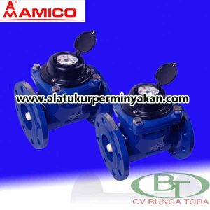 water meter amico 3 Inchi Tipe LXLG 80 E | jual flow meter air merk amico ukuran 3 inch | water meter amico size dn 30 mm | distributor water meter amico