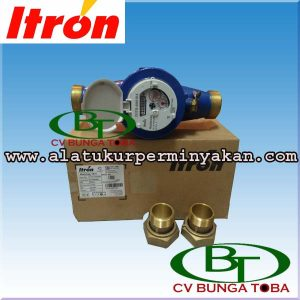 Jual Itron water meter dn 40 mm multimag / flow meter air itron 1,5 inch / itron 1,5 inch multimag / harga flowmeter itron / itron multimag cyble / itron
