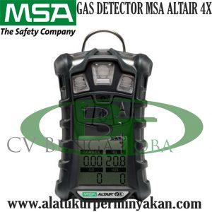 jUAL GAS DETECTOR msa alTAIR 4X