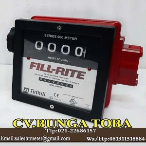 Fill-Rite flow meter series 900 meter