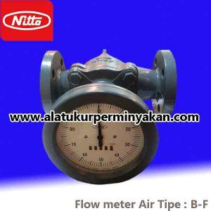 Nitto seiko Flow meter tipe BF ukuran dn 40 mm | flow meter air nitto | jual flow meter air nitto seiko tipe BF | Meteran air nitto seiko size 1,5 inch