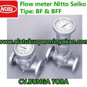 nitto flow meter bff dan bf