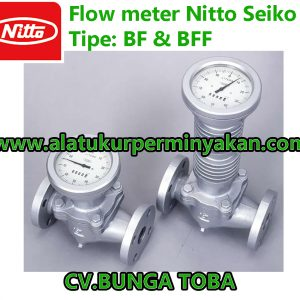flow meter nitto tipe bf dan bff