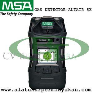 MSA ALTAIR 5X Gas Detector