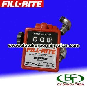 Jual Fill Rite Flow meter series 800 c ukuran 1 inchi | flow meter minyak | fill rite series 800 c | meteran minyak Merk Fill Rite | flow meter fill rite