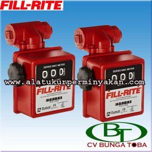 Penjual Flow meter fill rite series 800c size 1 inchi / cv.bunga toba / meteran minyak merk fill rite series 800 c / flow meter minyak fill rite series 800