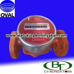 Jual Flow meter Oval Flowpet LS5276 flow meter minyak | cv.bunga toba | flow meter oval ls 5276 | flow meter minyak solar oval tipe flowpet ls 5275 | oval