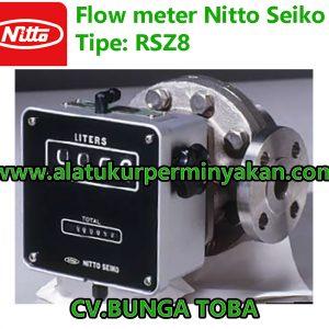 fuel flow meter nitto seiko rsz8