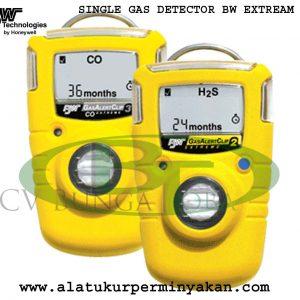 Single Gas Detector BW O2,H2S,CO,SO2- Jual Gas detector - Distributor Microclip XL - Harga Microclip Gas dEtector BW XT II - GAS ALERT bw - microclip xt