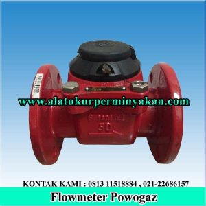 flow meter air powogaz hot water meter 130 derajat