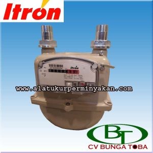 Itron G4RF1 Flow meter gas meter itron / cv.Bunga Toba / meteran gas / jual flow meter gas itron / gas flow meter itron / distributor flow meter gas itron