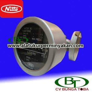 Jual flow meter nitto seiko tipe br 13-3 | cv.bunga toba | flow meter minyak | jual nitto seiko tipe br 13-3 | oil flow meter nitto seiko | meteran minyak