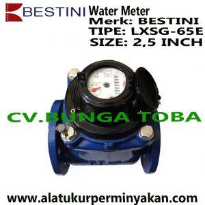 water meter 2,5 inch