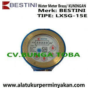 bestini water meter 1/2 inch