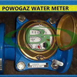 Jual water meter powogaz size 2 inchi dn 50 mm / distributor powogaz / harga flow meter powogaz dn 50 mm / distributor powogaz flowmeter / meteran air