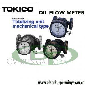 CV Bunga Toba Jual Flow meter Tokico 123456 inch | flowmeter tokico | jual tokico flow meter | flow meter solar tokico flow meter minyak | oil flowmeter