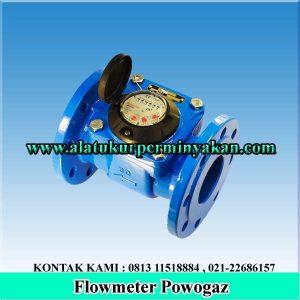 powogaz water meter flow meter