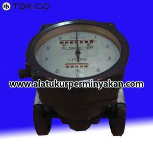 flow meter tokico 1 inchi dn 25 mm | jual flow meter minyak tokico 1 inchi | tokico tipe FGBB835BDL-04X | harga flow meter tokico | distributor tokico
