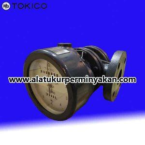 flow meter tokico DN 40 mm Jepang | jual flow meter tokico 1,5 inchi | tokico tipe FRO0438-04X | flow meter minyak tokico | harga flowmeter tokico | meteran