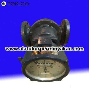 flow meter tokico 3 inchi dn 80 mm | jual flow meter tokico 3 inchi | tokico FRP 0845-BAA-04X-2-X | harga tokico flow meter | flowmeter minyak tokico |