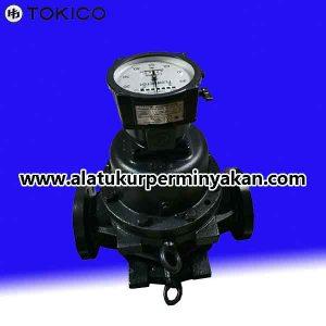 Flow meter tokico 4 inch dn 100 mm flowmeter minyak | harga flowmeter tokico | FRP1051BAA-04X3-X | jual flowmeter tokico size 4 inchi dn 100 mm | meteran