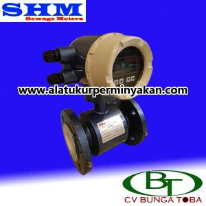 Electromagnetic Flow meter merk SHM | Magnetic flow meter | water meter digital | flow meter air digital | meteran air magnetic | flow meter magnetic water