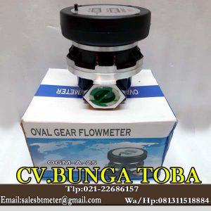 OGM 1 Inchi Flow meter minyak solar