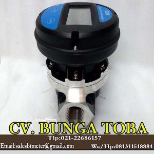 Ogm digital 1 inch Flow meter minyak solar