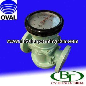 oval flow meter minyak tipe LB 564 - 111-B117-000