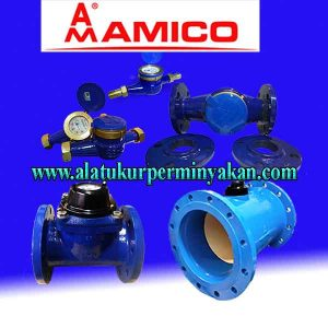 Distributor flow meter amico water meter indonesia amico meteran air
