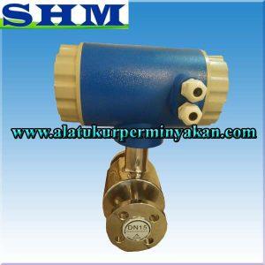 digital flowmeter electromagnetic merk shm