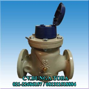 flow meter -actaris -water meter 2,5 inch dn 65 mm