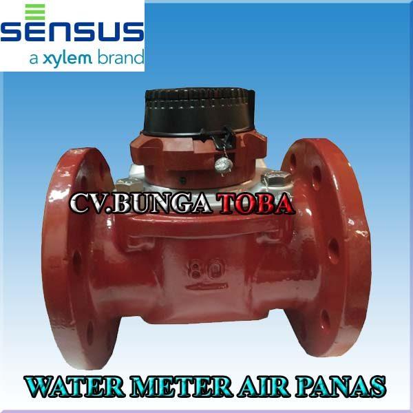 flowmeter air panas hot water meter sensus 3 inch / sensus wp dynamic / distributor water meter air panas / water meter sensus 130 / hot water meter dn 80
