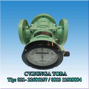 Oval Flow meter LB 564 151 B117 000 2 inch / CV.Bunga Toba / jual flowmeter minyak oval / flow meter oval 2 inch / harga oval flow meter dn 50 mm