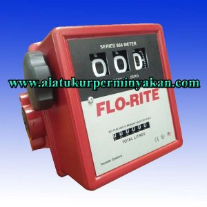 flo rite flow meter 1 inch series 888 meter - CV.BUNGA TOBA - METERAN MINYAK FLO-RITE - JUAL FLOW METER FLO RITE - DISTRIBUTOR FLORITE FLOW METER