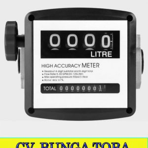 flow meter 1 inch high accuracy meter 4 digit