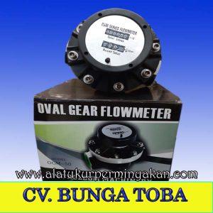 Flow meter minyak solar OGM DN 50mm 2 Inch