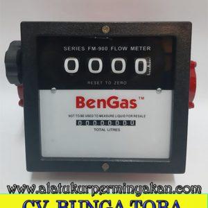 flow meter bengas 2 inch 4 digit