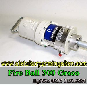 Fire Ball 300 Graco