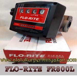 Flow meter 1 Inch Flo Rite FR 800 L