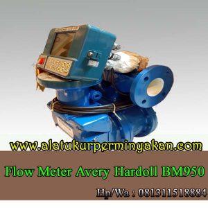 bm 950 Avery Hardol Flow meter 3 inch digital