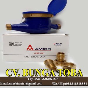 amico water meter dn 15 SNI