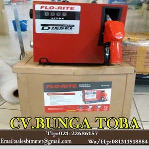 Jual fuel transfer pump AC merk FLO RITE