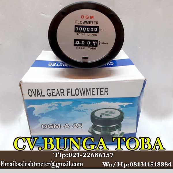flow meter Merk OGM 1 inch