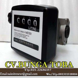 jual flow meter 1 inch murah merk high accuracy meter