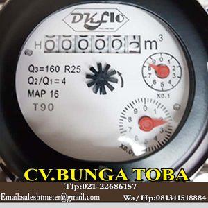 Flow meter air kotor