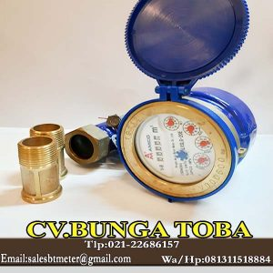 water meter amico dn 20 mm vertical